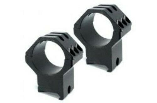 """NEW Weaver 1/"""" Tactical 6-Hole Weaver-Style Rings Matte Ultra-High 48353"""