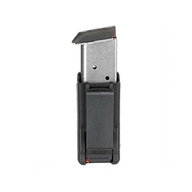 Single Stack Mag Clip Magazine Pouch holder Fits 9mm//.40cal//.45 cal//10mm//.357Sig