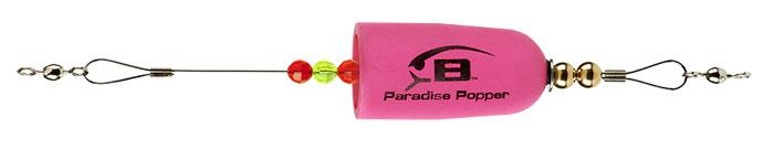 Pradco Lures Bomber Paradise Popper X-treme Oval Float Flo Pink 1pk Bswppop for sale online